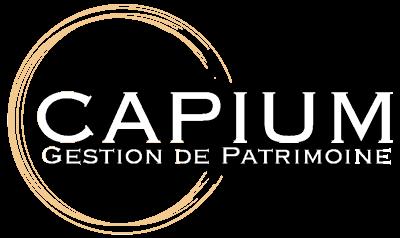 Logo Capium Blanc