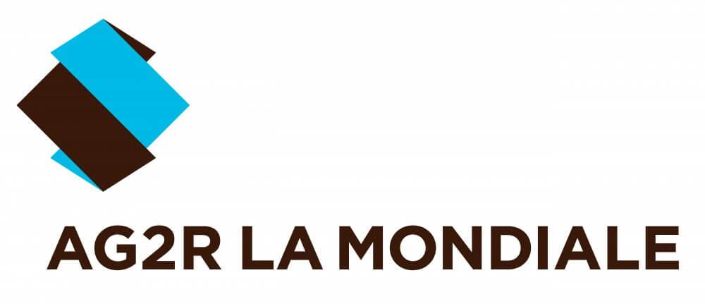 Logo AG2R LA MONDIALE carr